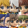 Petit Chara! Series Space Battleship Yamato 2199 Petit Yamato Girls 6 pieces (PVC Figure)