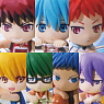 Ochatomo Series Kuroko`s Basketball Kiseki no Break Time 8 pieces (PVC Figure)