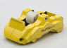 Brake caliper Tape cutter (Yellow)