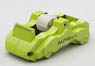 Brake caliper Tape cutter (Green)