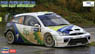 Ford Focus RS WRC04 `2004 German Rally` (Model Car)