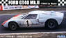 Ford GT40 Mk-II `66 LeMans 2nd (Model Car)