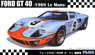 Ford GT40 `68 LeMans Winner (Model Car)