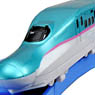 PLARAIL Advance AS-02 Series E5 Shinkansen `Hayabusa` (with Coupling for Addition/ACS Correspondence) (4-Car Set) (Plarail)