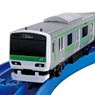 PLARAIL Advance AS-04 Series E231-500 Yamanote Line (ACS Correspondence) (4-Car Set) (Plarail)