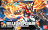 Build Burning Gundam (HGBF) (Gundam Model Kits)