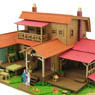 [Miniatuart] Limited Edition `When Marnie Was There` Oiwa`s House (Unassembled Kit) (Model Train)