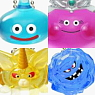 Dragon Quest Crystal Monsters Queen Slime Appeared 12 pieces (PVC Figure)