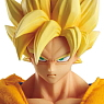 Dimension of DRAGONBALL Super Saiyan Son Goku (PVC Figure)