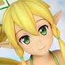 Leafa -Swim Wear ver.- (PVC Figure)