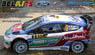 Belkits No.3 Ford Fiesta RS WRC (Model Car)