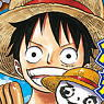 Comic Calendar 2015 One Piece (Desktop-Type) (Anime Toy)