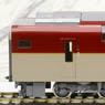 1/80(HO) J.R. Limited Express Sleeper Series 285 (Sunrise Express) Additional Set A (Add-On 3-Car Set) (Model Train)