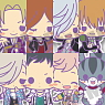 Rubber Strap Collection Brothers Conflict side A 8 pieces (Anime Toy)