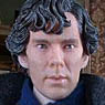 SHERLOCK/ Benedict Cumberbatch Sherlock Holmes 1/6 Action Figure (Completed)