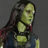 Movie Masterpiece - 1/6 Scale Fully Poseable Figure: Guardians Of The Galaxy - Gamora (Completed)
