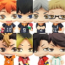 Color Collection Haikyu!! 2 8 pieces w/Bonus Item (PVC Figure)