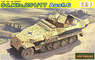 WWII German Sd.Kfz.251/17C Command Version (2in1) ...