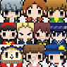 Persona 4 the Golden Petit Bit Strap Collection 10 pieces (Anime Toy)