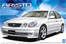 JZS161 Aristo V300 Vertex Edition Late Type (Model Car)