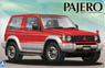 V24 Pajero Matel Top Wide XR-II (Model Car)