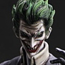 Batman : Arkham Origins Play Arts Kai Joker (PVC Figure)