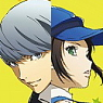 Persona 4 the Golden Clear File A/B 2 pieces (Anime Toy)
