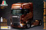 Scania R730 `Black Amber` (Model Car)