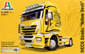 IVECO Stralis `Yellow Devil` (Model Car)