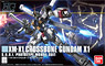 Crossbone Gundam X1 (HGUC) (Gundam Model Kits)
