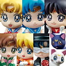 Ochatomo Series Sailor Moon Moon Prism Cafe (Set of 8) (PVC Figure)