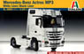 Mercedes-Benz Actros MP3 (White Liner/Black Liner) (Model Car)