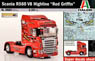 Scania R560 V8 Highline `Red Griffin` (Model Car)