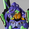 Revoltech Evangelion Evolution EVA Unit 01 Series No.100 (Completed)