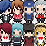 Persona 3 the Movie Petit Bit Strap Collection 10 pieces (Anime Toy)