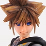 Kingdom Hearts II Play Arts Kai Sora (PVC Figure)