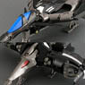 Complete Transformation Dangaioh Black ver. A set (Mia & Rol Machine) Kit (Resin Kit)