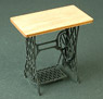 1/12 Sewing Machine Table (Craft Kit) (Fashion Doll)
