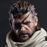 Metal Gear Solid V The Phantom Pain Play Arts Kai Venom Snake (First Limited Edition) (PVC Figure)