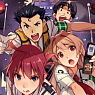 Rail Wars! Bathroom Poster B (Anime Toy)