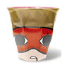 Melamine Cup Kaokore Gintama 10 Okita Eye Mask ML (Anime Toy)