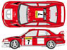 LANCER EVO 6.5 2001 Monte Carlo Decal Set (Dec...
