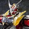 S.I.C. Kamen Rider Wizard Frame Dragon & All Drago...