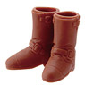 Soft Vinyl Engineer Boots (Camel) (Fashion Doll)