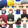 Color Collection Persona 3 the Movie 8 pieces (PVC Figure)
