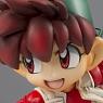 G.E.M. Series Bakuso Kyodai Let`s & Go!! Seiba Retsu & Sonic Saber (PVC Figure)