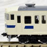J.N.R. Suburban Train Series 415 (Joban Line) Additional Set (Add-On 4-Car Set) (Model Train)