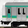 1/80(HO) J.R. Commuter Train Series E231-0 (Joban/Narita Line) Standard Set (Basic 4-Car Set) (Model Train)