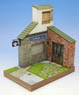 1/24 British Tea Room (Craft Kit) (Accessory)