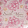 Sailor Moon Melamine Plate 07 Check Pink Pattern MLP (Anime Toy)